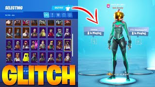 Fortnite - How To COMBINE TWO SKINS into ONE! (GLITCH TUTORIAL) | How To Merge Skins (PS4,XBOX,PC)