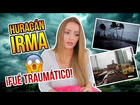 JAMÁS PENSÉ VIVIR ALGO ASÍ - HURACÁN IRMA | Katie Angel