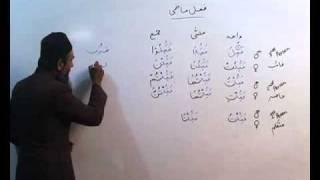 Arabi Grammar Lecture 28 Part 03 عربی  گرامر کلاسس