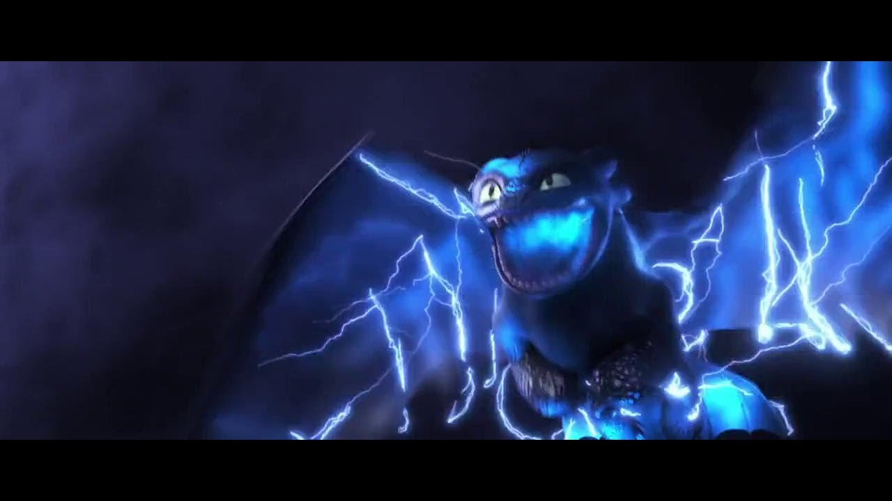Download HTTYD The Hidden World Toothless' New Power