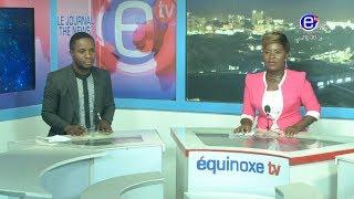 20H BILINGUE DU SAMEDI 13 JUILLET 2019 - ÉQUINOXE TV