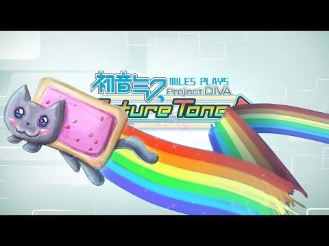Nyanyanyanyanyanyanya! by Hatsune Miku (Project DIVA Future Tone on PS4)