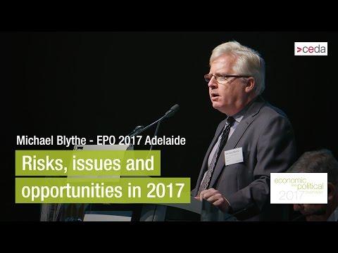 Michael Blythe - EPO 2017 Adelaide