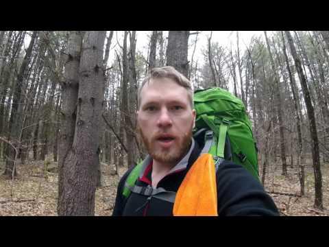 Week 1 on the Appalachian trail