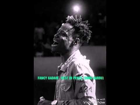 FANCY GADAM - REST IN PEACE (SUHU GARBU) Latest Audio
