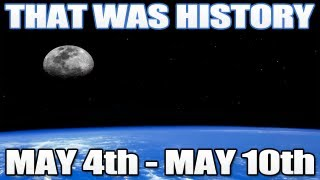A Week In History: The Distance to the Moon & More