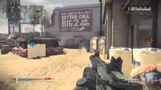 Porn Makes You Stupid!   COD Ghosts Reinforce Gameplay Fitness Camo