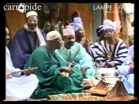 La culture du fleuve Sénégal 1- INTEGRALE - Théâtre Sénégalais (Comedie)