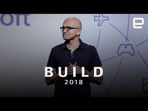 Microsoft Build 2018 Keynote in Under 15 Minutes