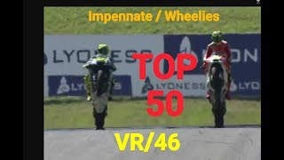 Download TOP 50 IMPENNATE di Valentino Rossi. Best Wheelies of Valentino Rossi. Alan Walker music Mp3