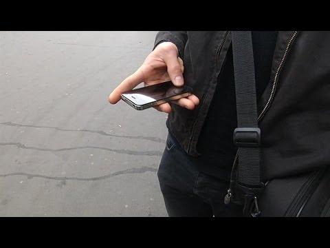 Effets du téléphone portable sur la santé: l'Agence de sécurité sanitaire rend son rapport - 15/10