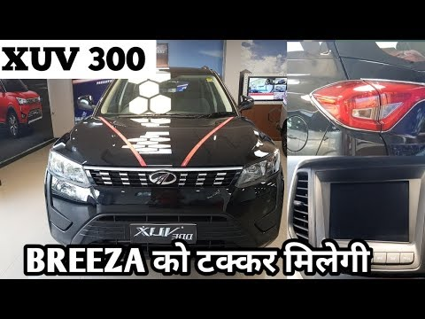 Mahindra XUV 300 W6 Detailed Review | Mahindra Xuv 300 Interior Exterior Walkaround