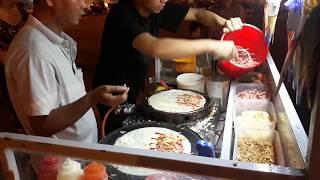 Bánh kép Thái Lan ( trước đình An Hội thành phố Bến Tre)