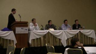 Source Boston 2010: The Realities of Starting a Security Company Part I: The Entrepreneurs 4/6