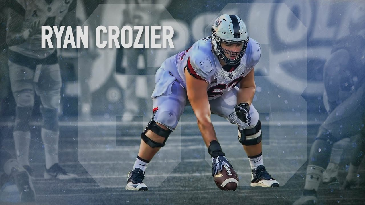 competitive price f0531 b8070 UConn Football Profile: Ryan Crozier