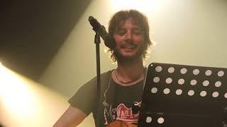 Manuel Carrasco le canta a Uruguay (Mdeo. 26/10/2017)