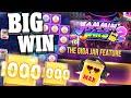 Jammin Jars 2 BIG WIN Giga Jar Feature Bonus with 1000x Coin finaly