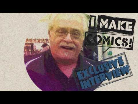 I Make Comics - Ep 05  - Making Comics w/ Alex Saviuk