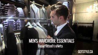 Gotstyle - Men's Wardrobe Essentials: What Every Man Should Have