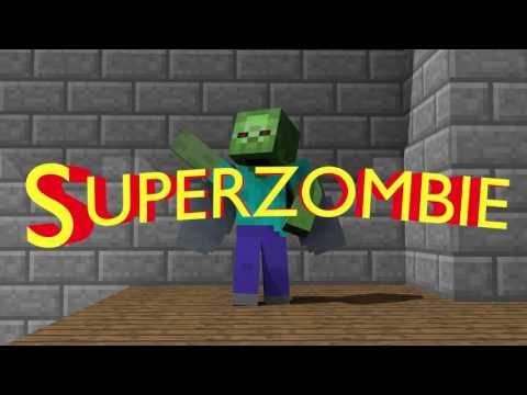 Monster School: Hand Gliding - Minecraft Animation