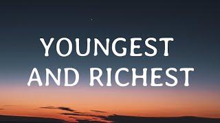 Mulatto - Youngest And Richest (Lyrics)