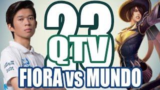Stream QTV - FIORA vs MUNDO - PreSeason 6 #23 (23/11)