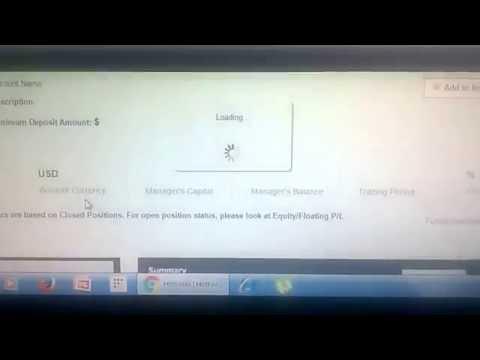 Hotforex pamm account review