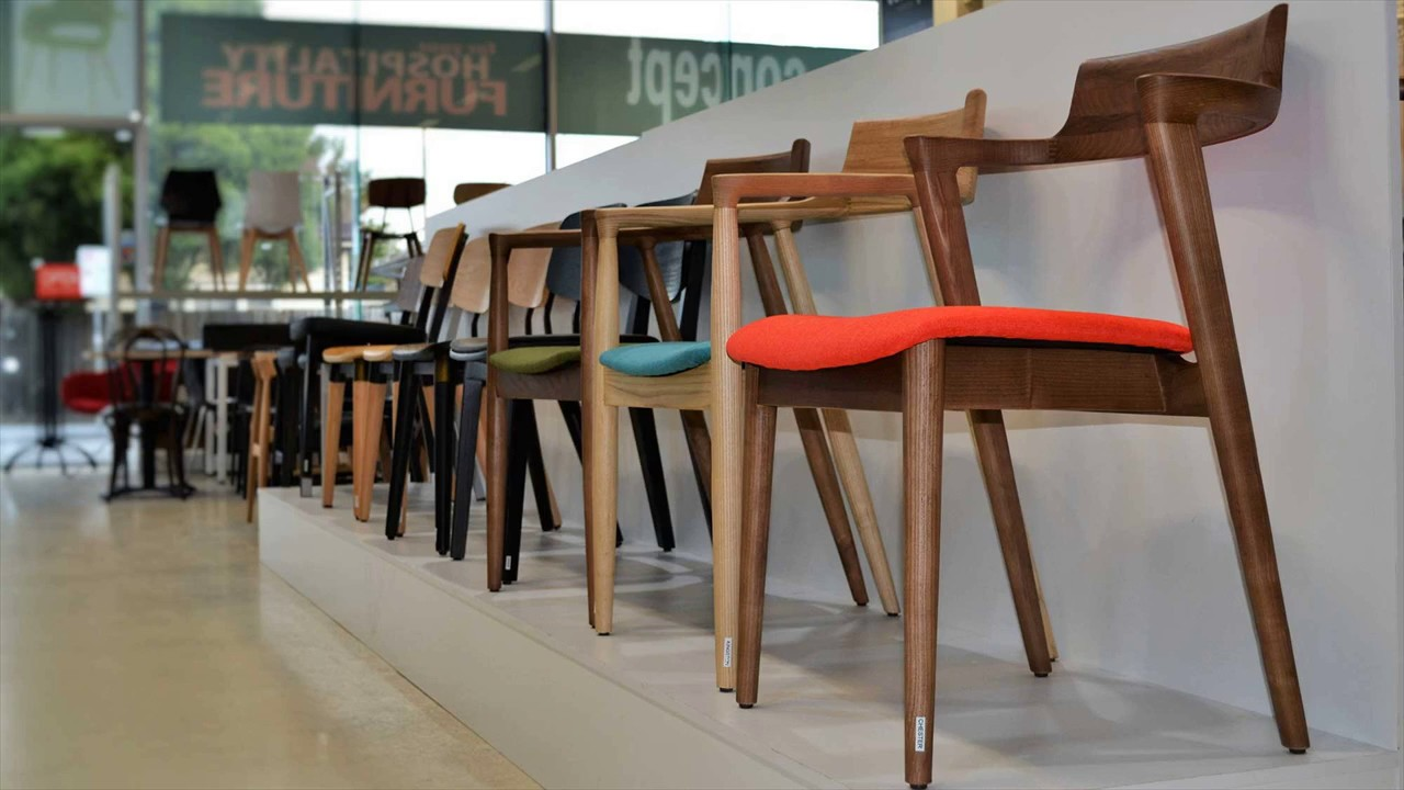 Commercial Tables and Chairs Restaurant Ideas - YouTube