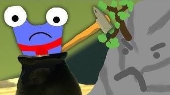 Ich bin in einem Topf und hab nen Hammer