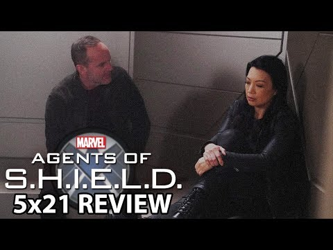 Marvel's Agents of SHIELD Season 5 Episode 21 'The Force of Gravity' Review