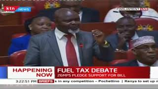 Fuel tax debate: Proposes austerity measures