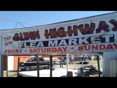 Mobile Market Reno & Alfred visit Cafe @ Gunn Hwy Flea Market  Odessa, Fla