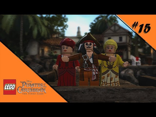 DER STRUDEL ☠ Let's Play LEGO Pirates of the Caribbean #15