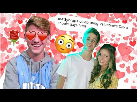 is kate dating mattyb