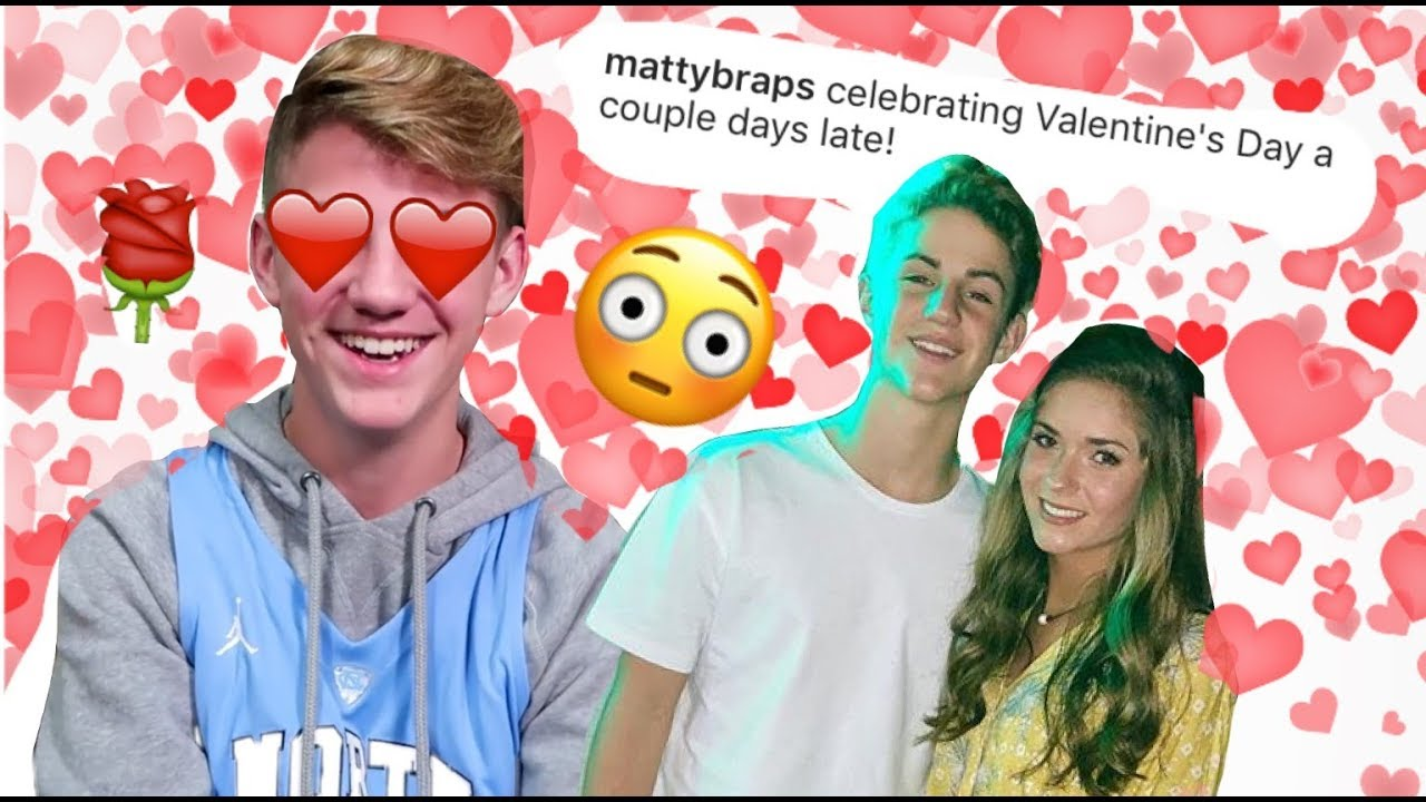 Who is mattyb dating right now 2018