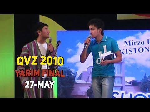 QVZ - YARIM FINAL 27-MAY 2010
