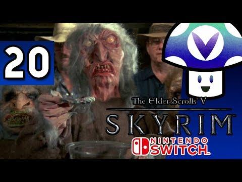 [Vinesauce] Vinny - The Elder Scrolls V: Skyrim [Switch] (part 20)