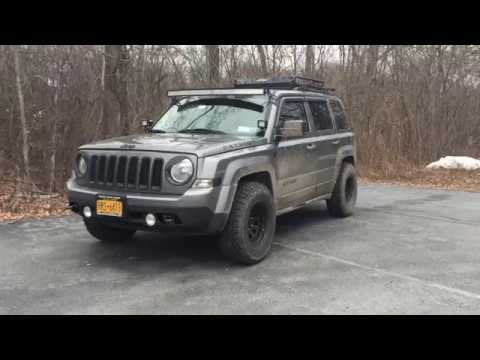 2012 jeep patriot sport my build walk around youtube. Black Bedroom Furniture Sets. Home Design Ideas