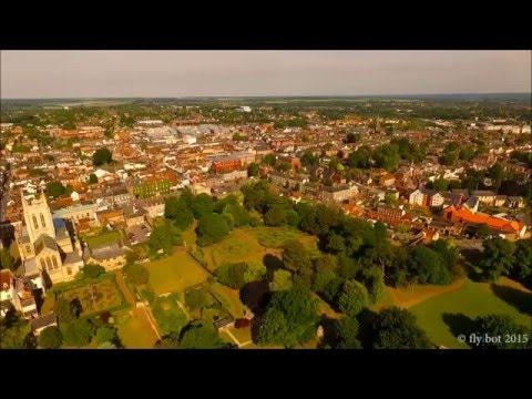The Angel Hotel: In The Heart of Bury St Edmunds