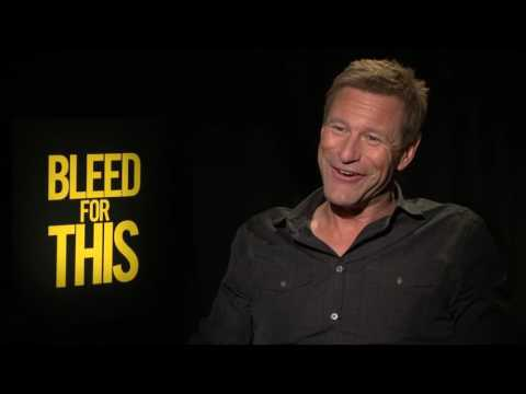 :  Aaron Eckhart On What Turns Him On