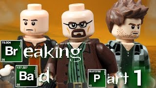 Custom LEGO Breaking Bad Minifigures - Part 1