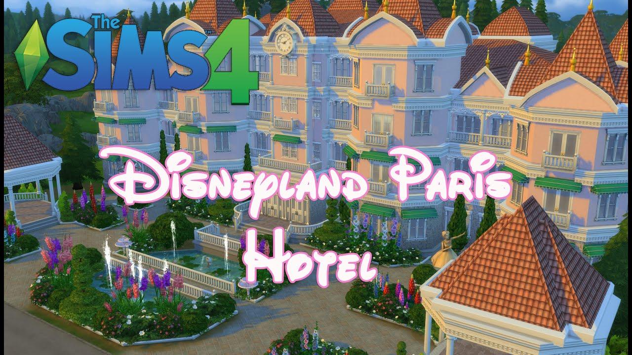 Hotel Dans Disneyland Paris