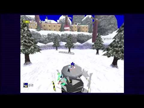 Sonic Adventure DX: Ice Cap (Sonic) [1080 HD]