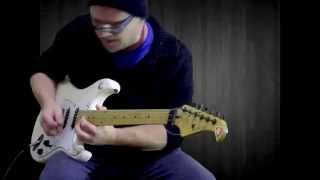 Andy James Guitar Academy Dream Rig Competition - Hard Alexandre