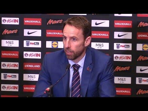 England 0-0 Brazil - Gareth Southgate Full Post Match Press Conference