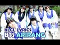BTS ARIRANG Lyrics Hangeul/Romanized/English Translation 방탄소년단 아리랑 한글/영어해석