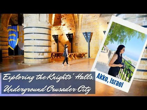 Akko Israel Tour During COVID/ TRAVEL VLOG #2