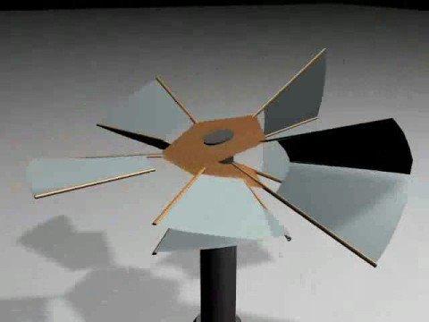 Alternative wind energy system