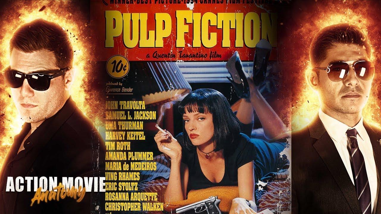 Pulp Fiction 1994 Action Movie Anatomy Youtube