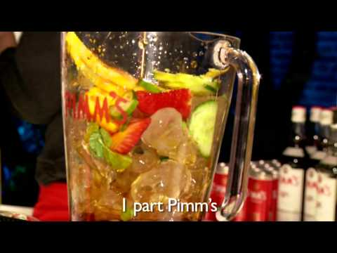 How to make the perfect PIMM'S®